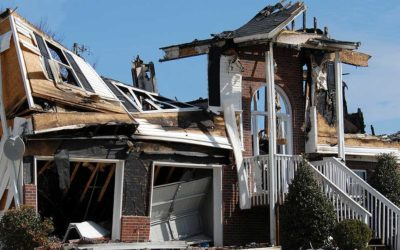 What To Do For Smoke Damage During Your Fire Damage Restoration