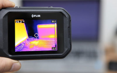 Our Professional Use Thermal Imaging To Help You Obtain The Most For Your Claim